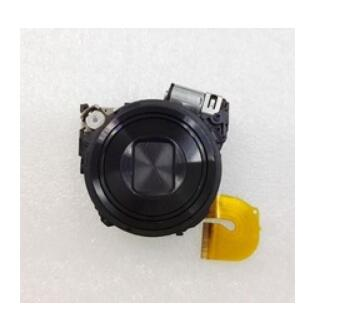 95%NEW Lens <font><b>Zoom</b></font> For Sony Cyber-shot DSC-<font><b>W730</b></font> DSC-WX60 DSC-WX80 <font><b>W730</b></font> WX60 WX80 Digital Camera Repair Part Black image