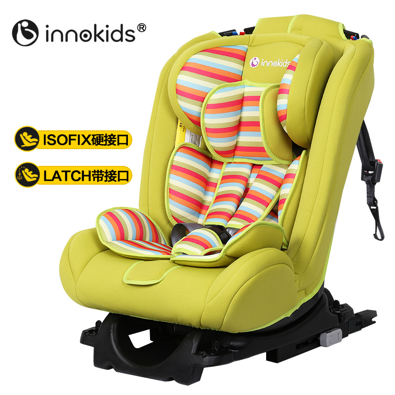 Innokids Baby Child Car Safety Chair Isofix Interface Harness Adjustable Baby Safety Seat Car Booster Chair Brand 0 - 12 Y швейная машинка brother x 8