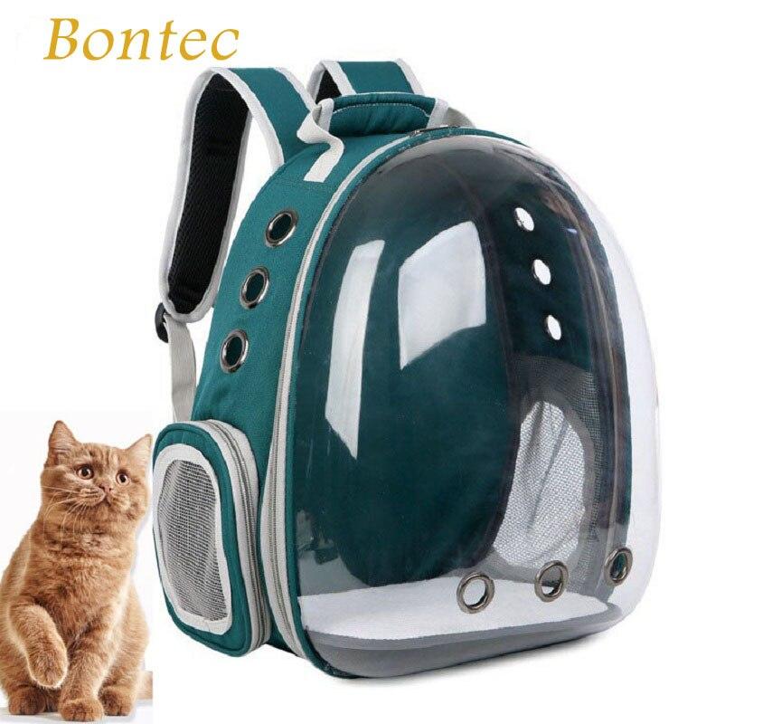 Bontec Astronaute Chien Chat Chiot Transporteur Voyage Sac Capsule Spatiale Sac À Dos Respirant Pet Chat Sac À Dos pour Petit Chat Chien