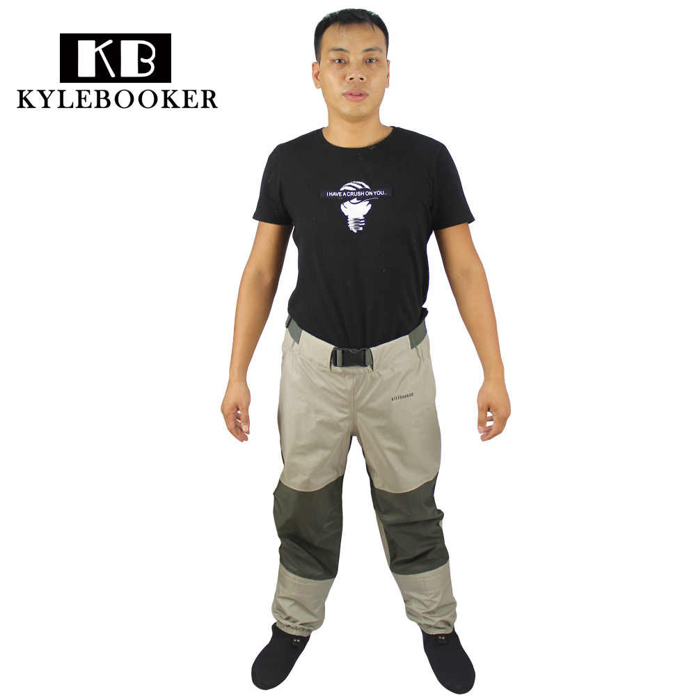 Men's Fly Fishing Breathable