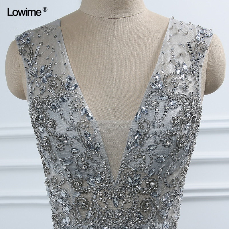 ... Sexy Arabic Long Elie Saab Crystal Formal Evening Prom Party Dress  Turkish Abiye Evening Gowns Dresses ... 5bcb52d556cb