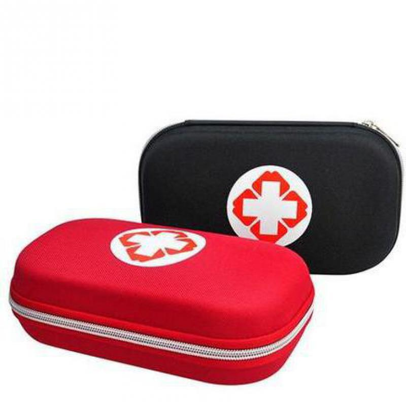 Outdoor First-aid Kits Portable Domestic Vehicle Mounted Emergency Kit Earthquake Emergency Medicine Packet Include 18 Kinds