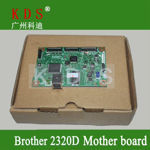 все цены на Original matherboard for Brother HL2320D  formatter board for brother laser printer parts LV1388001 remove from new machine онлайн