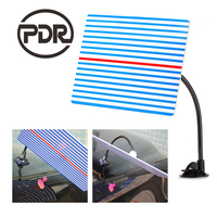 PDR Tools auto repair tool Reflector Board Dent Repair Tools   White Paintless Dent Removal Checking line Board|tool set pink|tool android|tool set with drill -