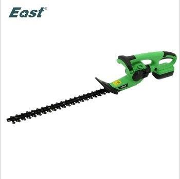 EAST Garden Tools, máquina de poda de té, 18V, batería de Li-ion inalámbrica, cortador de setos, cortador recargable de poda manual