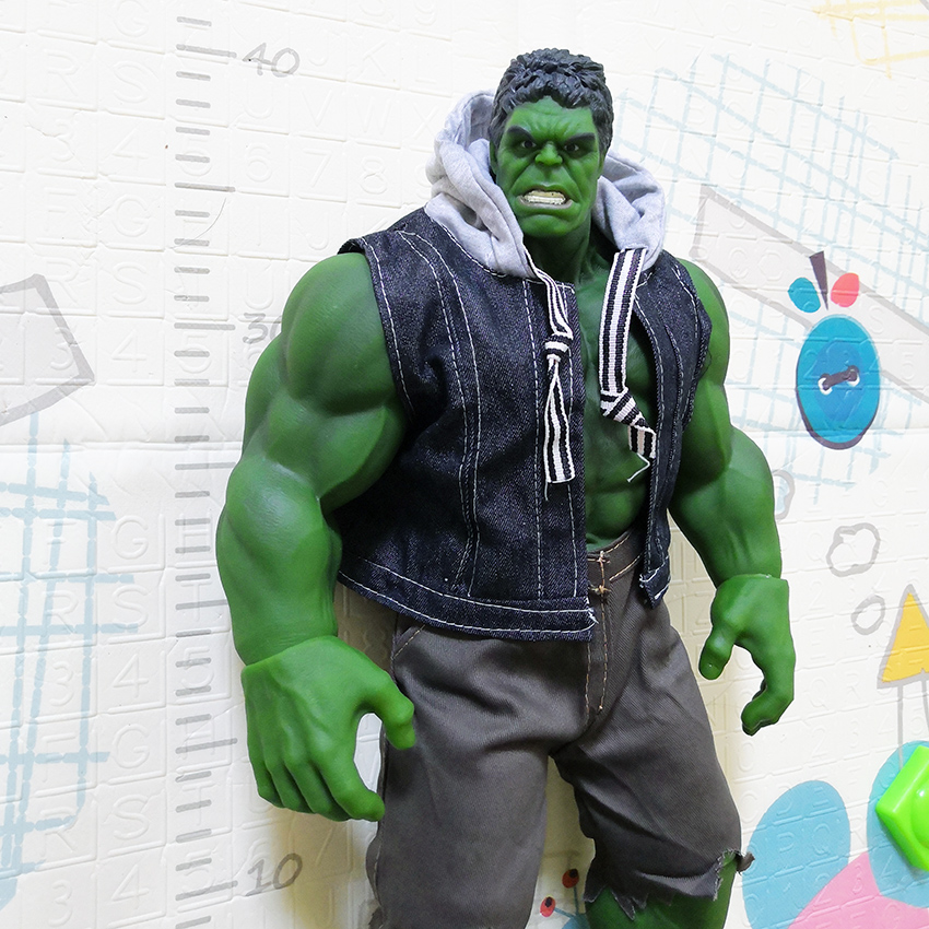 Incredible Hulk Marvel Avengers Super Hero Action Figure Toy Collection BIG 42CM