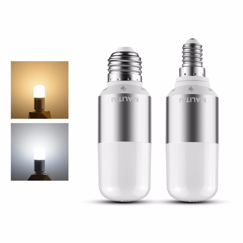 Ampoule Led Maison Bombillas Led Light Bulb E27 E14 Metal Case Corn Led Lamp 220v 110v Ampoule Led Maison 5w 7w 9w No Flicker Chandelier Lighting