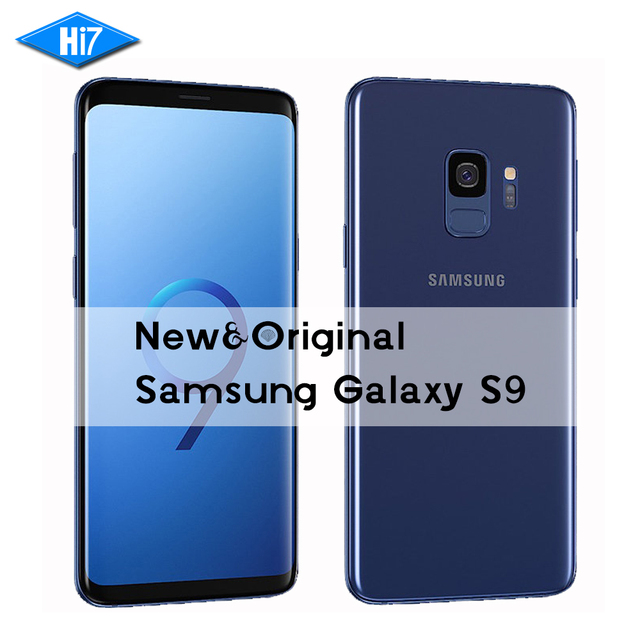 Samsungs Galaxy S9 Unlocked - Anyx