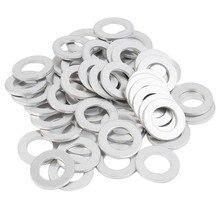Aluminum Quality 20pcs/set Durable Replacement Oil Drain Plug Crush Washer Gasket for Honda Acura OEM 94109-14000