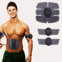 Electric Trainer Abdominal Muscle Stimulator Weight Loss Slimming  Fitness Equipment