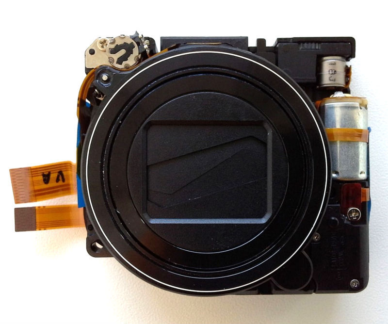 Camera & Photo Accessories Camera Lcd Screen 90%new Lens Zoom For Olympus Vr310 Vr320 Vr330 Vr350 Vr360 Sz20 Sh21 D720 D755 No Ccd Digital Camera Repair Part Black Or Silver