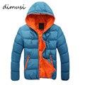 2016 Dos Homens Jaqueta de Inverno Quente Casaco Jaqueta mens Jaquetas Parkas casaco Com Zíper gola jaqueta dos homens dos homens Plus Size 4XL PA059