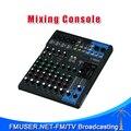 Бесплатная доставка YAMAHA MG10XU 10-канальный Микшерный пульт Аудио Микшер для Радиостанции FM
