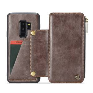 Image 5 - Purse Wristlet Phone case For Samsung Galaxy  s9 plus note9 coque Luxury Leather Fundas Etui Protective Covers accessories bags