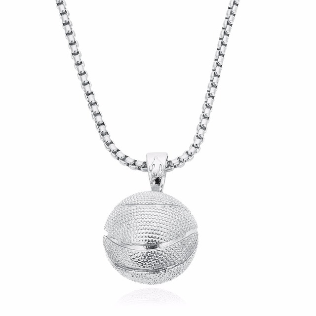 Style Basketball Necklace 6