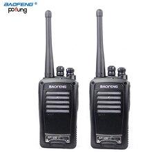 2PCS baofeng BF-490 pofung portable Walkie Talkie Professional long range wireless two way radio support FM Radio Function