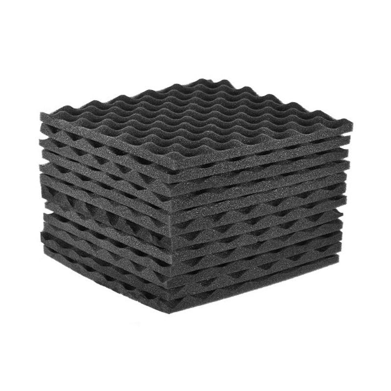 12 Pack Studio Acoustic Foams Panels Sound Insulation Foam 30x30cm