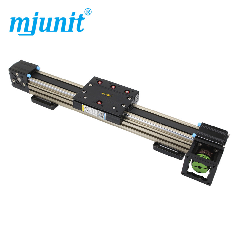 Mjunit 45N 3D printer synchronously with guide rail linear glue dispensing machine multi-axis drive demonstration platform