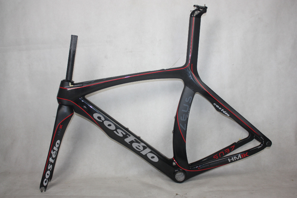aliexpresscom buy hot sale brand new costelo ruze carbon fiber road bike frameset t1000 carbon bicycle frame can be customized color from reliable