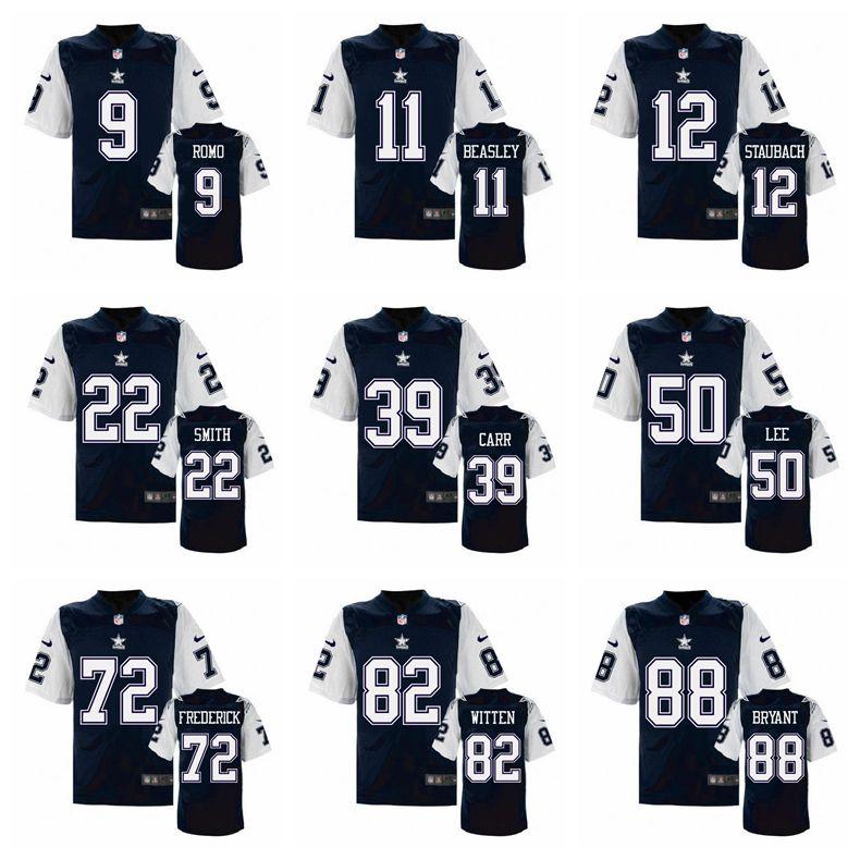 Dallas Cowboys Tyron Smith ELITE Jerseys