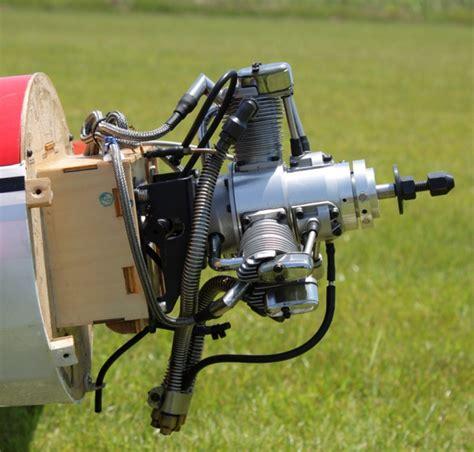 Saito Engines FG 14C(82B) 4 Stroke Gas Engine 14cc motor For