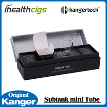 100% Original Kanger Subtank mini tube Pyrex glass tube for Kanger Subtank mini atomizer 20pcs