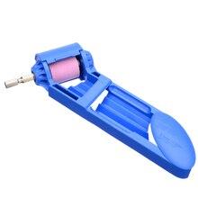 Mayitr 1 шт. корундовое шлифовальное колесо, новое сверло, корундовое шлифовальное колесная дрель, точилка для бит, титановое сверло, мощный инструмент