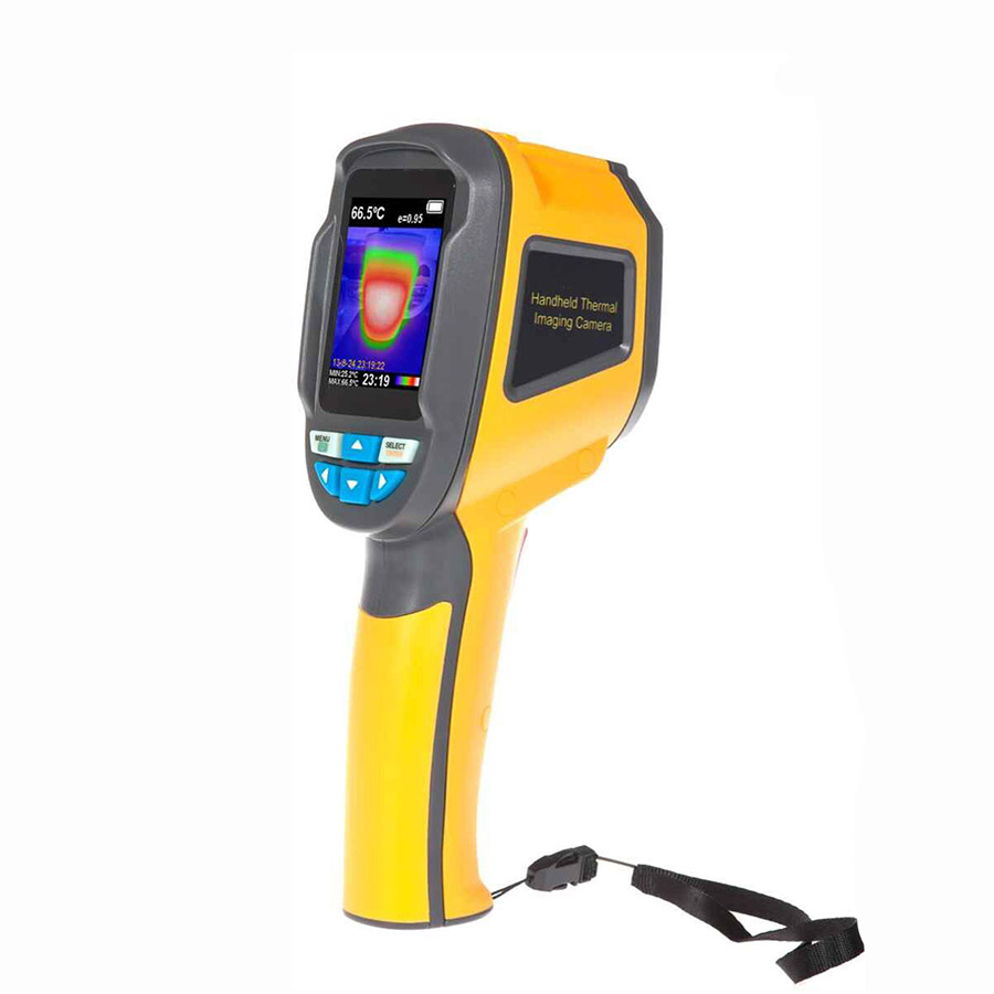 Digital Fixed Focal Thermal Sensing Infrared Thermal Imager with Full-Color Screen 3