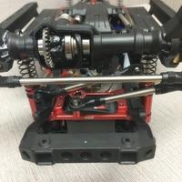 Aluminum Steering Servo Mount For 1/10 TRAXXAS TRX4 Rc Crawler Car Part