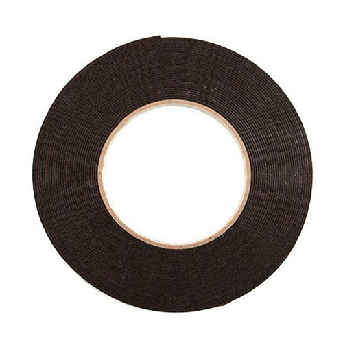 Double Sided Car Auto Truck Vehicle Trim Foam Sticky Tape Adhesive 6mmx10m 10m super strong waterproof self adhesive double sided foam tape for car trim scotch