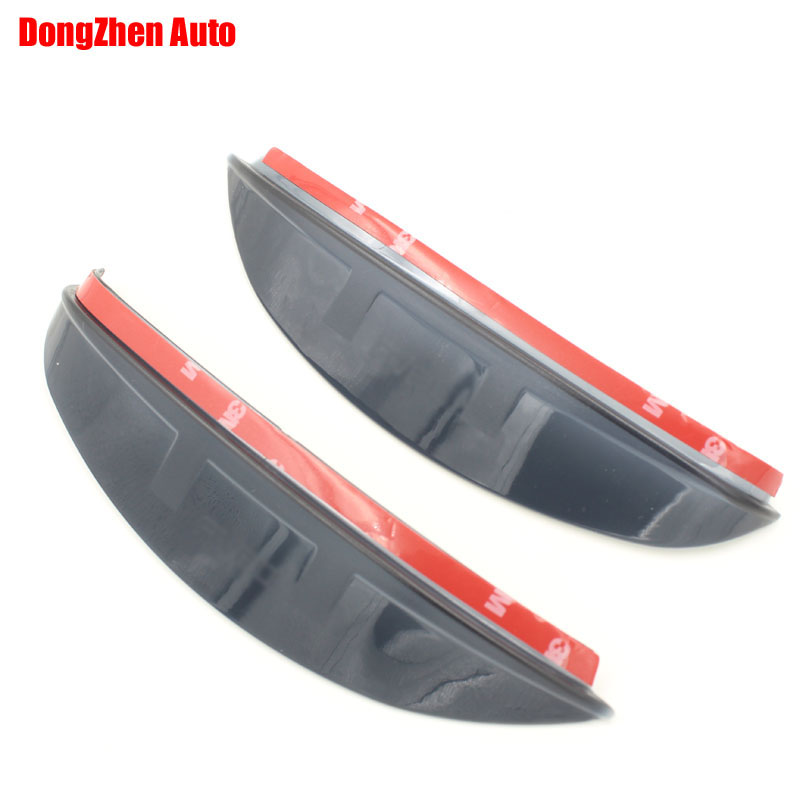Rearview mirror rain eyebrow reflective mirror side mirror rain visor accessories for Chevrolet Cruze 2012 2013 2014 2pcs