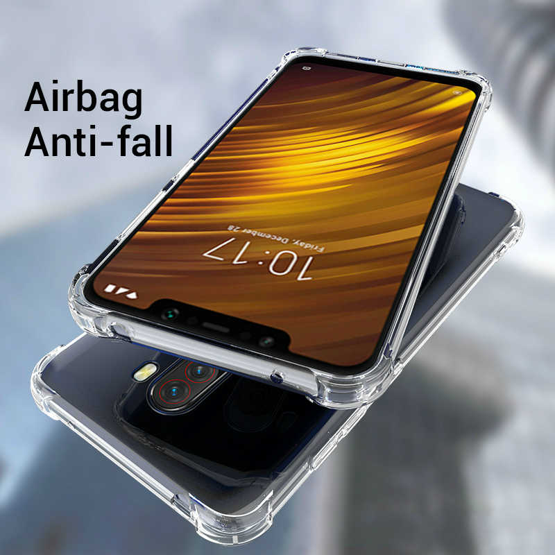 Ударопрочный чехол из ТПУ мягкий прозрачный пакет для Xiaomi mi 9 8 SE Lite 6X 5X чехол для Xiao mi Red mi K20 Pro Note 7 6 5 Pro 6A 6 5 4X