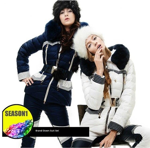 02a00466378d6 2018 Veste d hiver Femmes parkas Marque Vers Le Bas Costume plus manteaux  doudoune femme