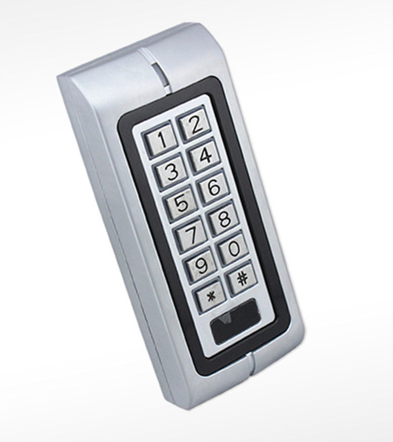 2000 User Water-Proof Metal Door Access Control System Password Access Controller Door Lock 6000 user password door access control system door exit