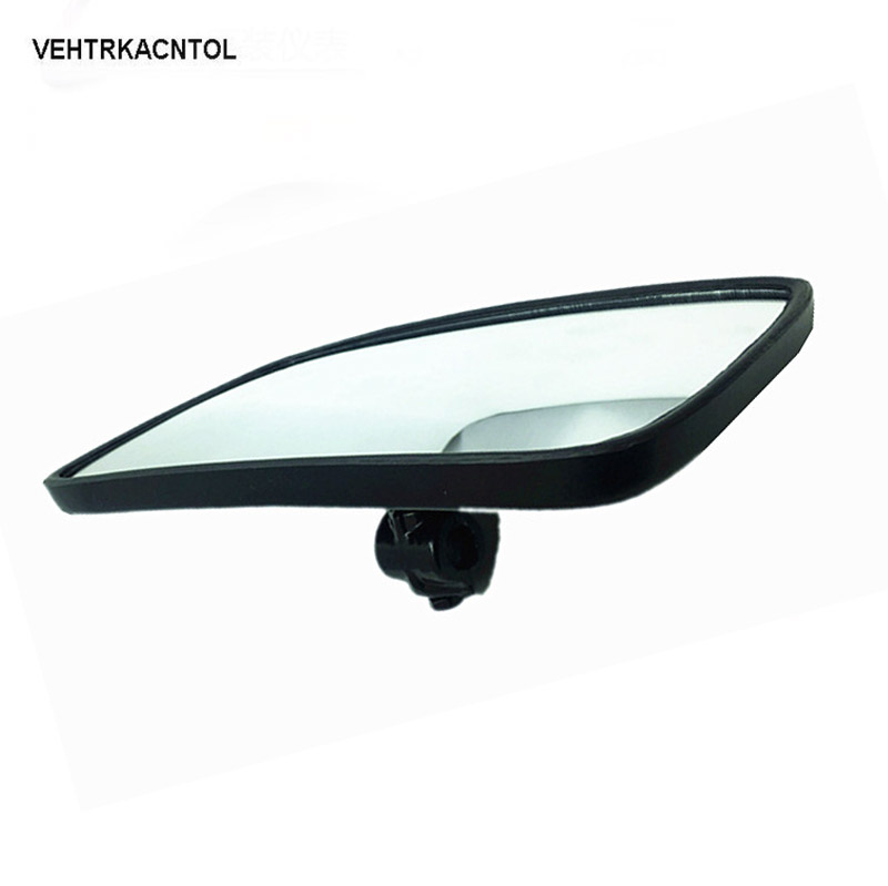 VEHTRKACNTOL Forklift Car Truck Front Wheel Mirror Angle Convex Side Mirror Blind Spot Rearview Mirror