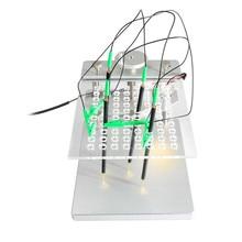 Светодиодный программатор BDM зонд с 4 зондами сетки для Kess Dimsport KTAG FGtech