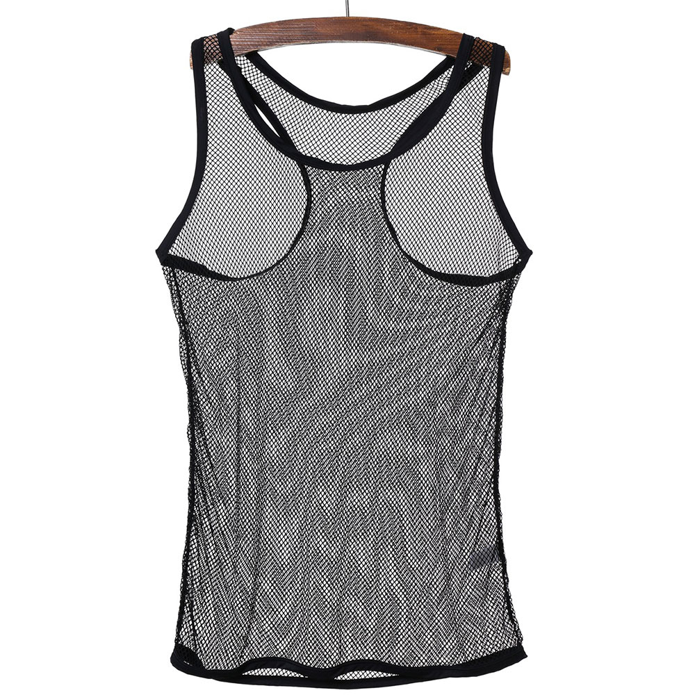 Mans Casual Pure Color O-Neck Best Girlfriend Ever Gym Tank Undershirts