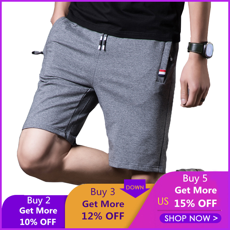 2019 Summer Cotton   Shorts   Men Fashion Boardshorts Breathable Male Casual   Shorts   Mens   Short   Bermuda Beach   Short   Pants Hot 1979