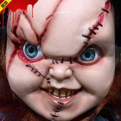 Tinggi End Model Ant Mezco Chucky Hantu Pengantin Chucky Boneka 15