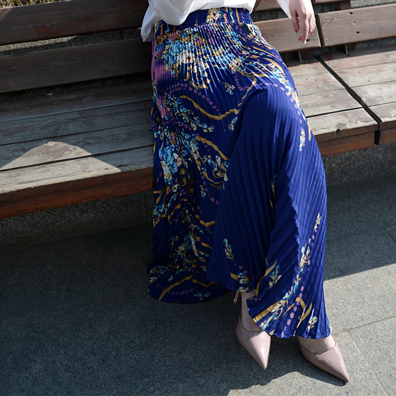 estilo plissada Nazan grátis 5