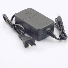DC 12V 2A Power Adapter AC 100 to 240V 50 60Hz Charger Adapter Power Supply Plug for CCTV Camera
