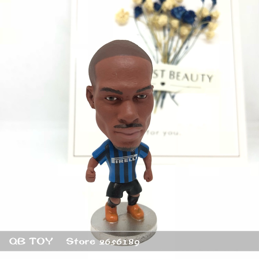 Soccer figure football stars Classic IM 7# Konogbia Movable joints resin model toy action figure dolls collectiblegift