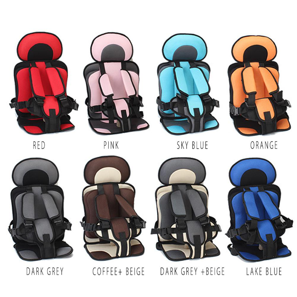Portable Baby Safety Car Seat Toddler Simple Car Seat For 0-4 Baby Safety Supplies Seat Infant Car Seat Cadeirinha Para Carro