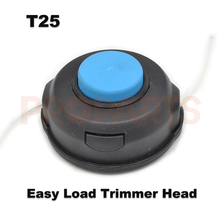 T25 String Trimmer Auto Head With Trimmer Line