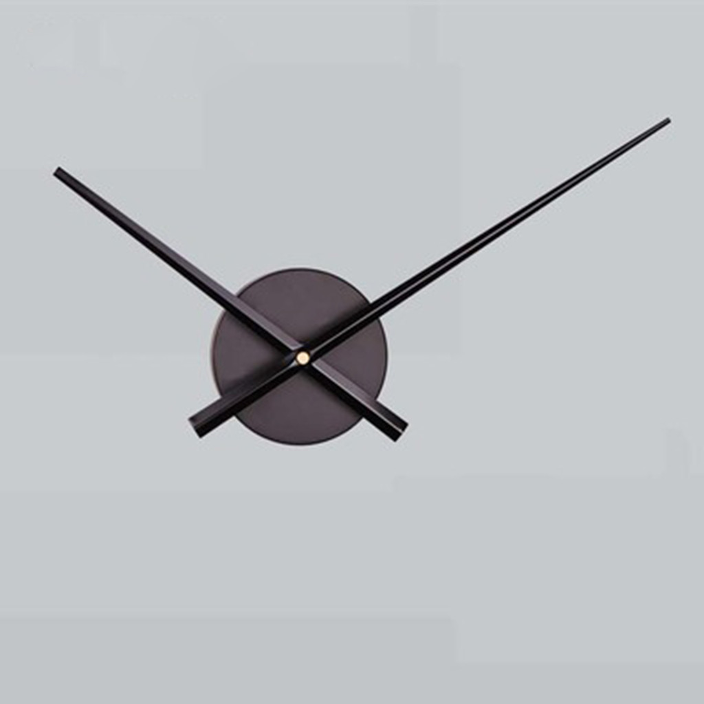 DIY Watch Clock-Accessories Quartz-Clocks Seconds-Movement Scan Living-Room-Decor Photo title=