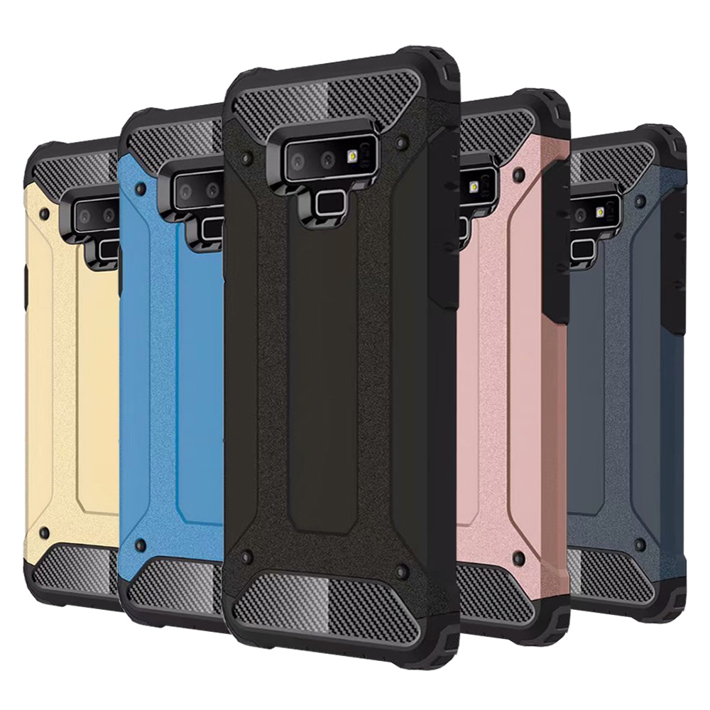 e0bea260ccc For Samsung Galaxy Note 9 8 Case Tough Defender Armor Hybrid Shockproof  Protective Case For S6 S7 Edge S8 S9 S10 Plus S10E Case