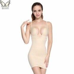 Sous-vêtements amincissants shaper body Lingerie Shaper Slim ceinture ventre sous-vêtements bout à bout dames body gainant culotte