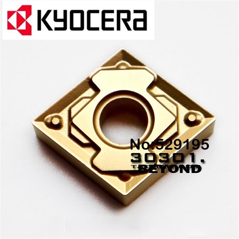 KYOCERA CNMG120404-HS CNMG120408-HS CA5515 CA5525 токарный резак инструменты CNMG 120404 120408 карбида вставки, токарный инструмент с ЧПУ