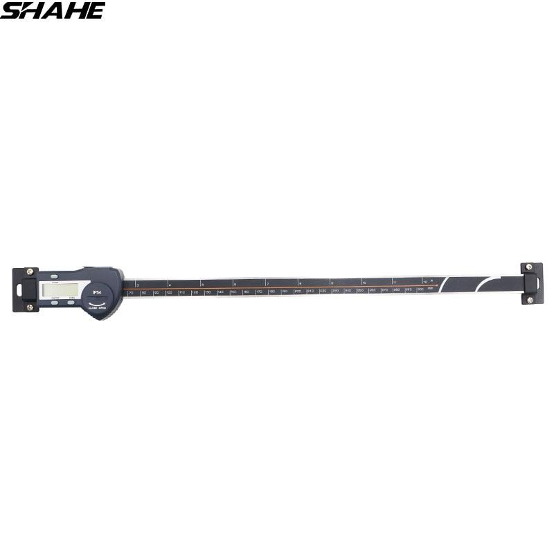 shahe 0 300 mm 0 01 mm digital horizontal type scales digital linear scale caliper scale