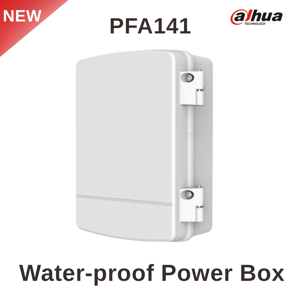 100% Original Dahua Waterproof Power Box PFA141